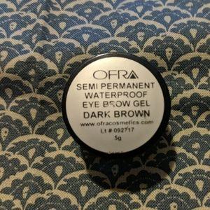 OFRA Eyebrow gel in Dark Brown
